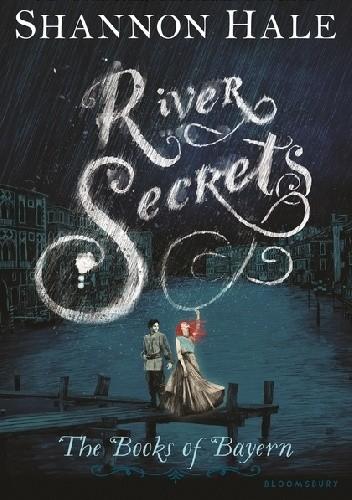 Okładka książki River Secrets