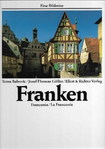 Okładka książki Franken / Franconia / La Franconie