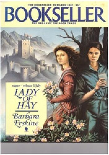 Okładka książki Lady of Hay