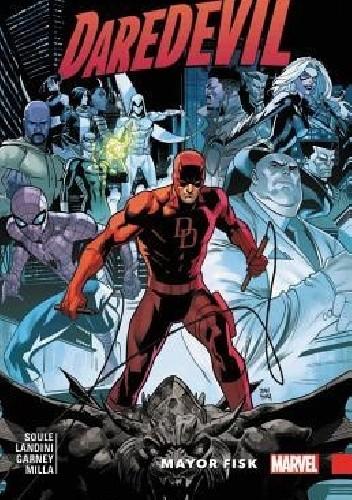 Okładka książki Daredevil: Back in Black, Vol. 6: Mayor Fisk