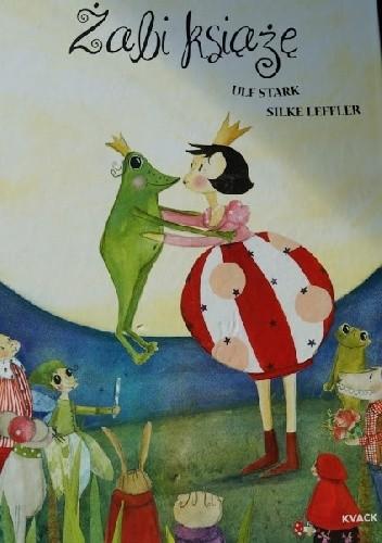 Okładka książki Żabi książę