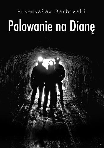 Okładka książki Polowanie na Dianę