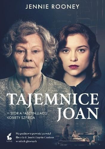 Okładka książki Tajemnice Joan