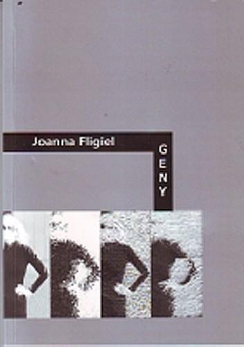 Okładka książki Geny
