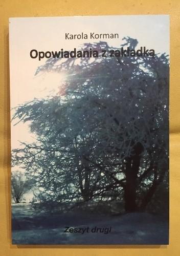 Okładka książki Opowiadania z zakładką - Zeszyt drugi