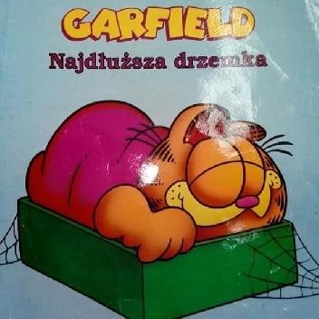Okładka książki Garfield. Najdłuższa drzemka