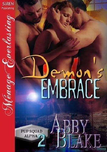 Okładka książki Demon's Embrace