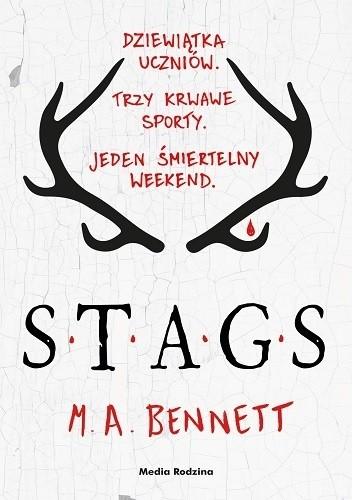 Okładka książki STAGS