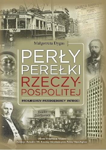 Okładka książki Perły, perełki Rzeczypospolitej