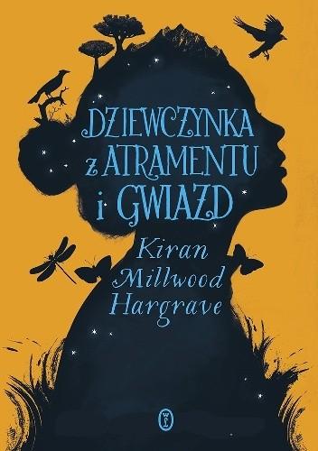 Okładka książki Dziewczynka z atramentu i gwiazd