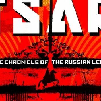 Okładka książki Tsar: An epic chronicle of the Russian leaders