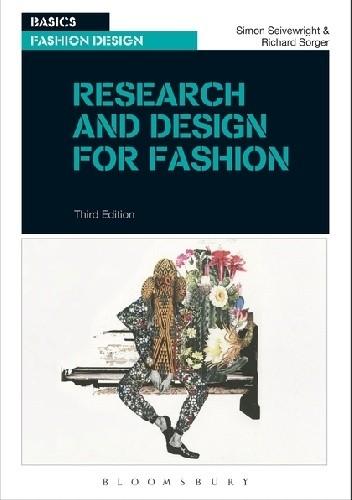 Okładka książki Research and Design for Fashion