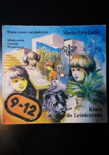 Okładka książki Klucz do Leśniczówki