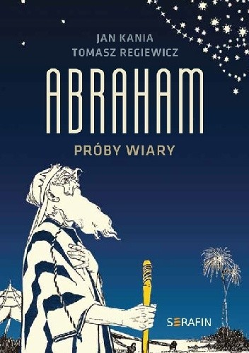 Okładka książki Abraham. Próby wiary