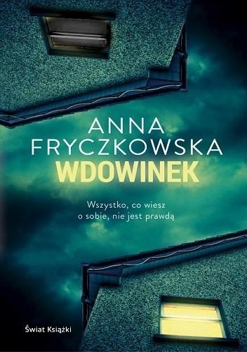 Okładka książki Wdowinek