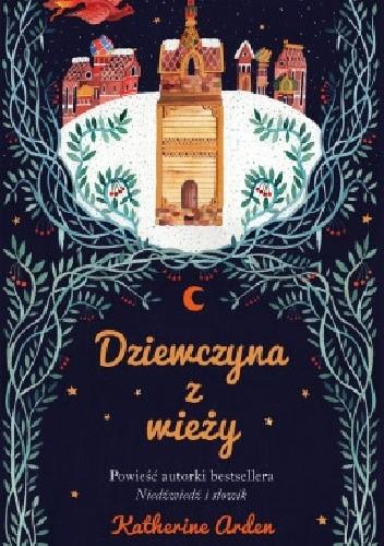 Okładka książki Dziewczyna z wieży