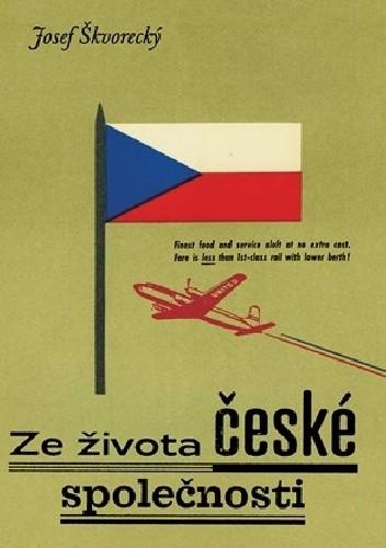 Okładka książki Ze života české společnosti