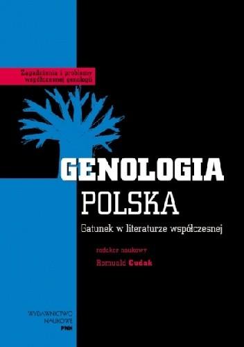 Okładka książki Polska genologia gatunek w literaturze współczesnej
