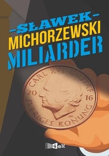 Okładka książki Miliarder
