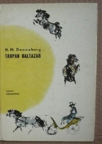 Okładka książki Tarpan Baltazar