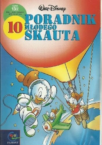 Okładka książki Poradnik Młodego Skauta 10