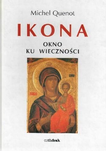 Okładka książki Ikona. Okno ku wieczności