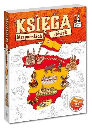 Okładka książki Księga hiszpańskich słówek