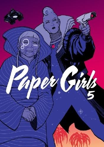 Okładka książki Paper Girls #5