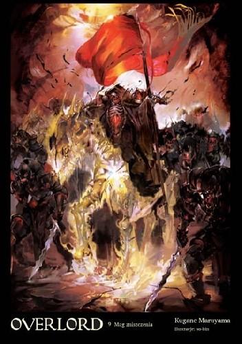 Okładka książki Overlord: Mag zniszczenia