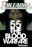 Bleach 55. The blood Warfare