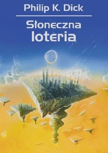 Okładka książki Słoneczna loteria