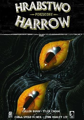 Okładka książki Hrabstwo Harrow: Porzucony
