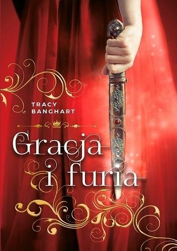 Okładka książki Gracja i furia
