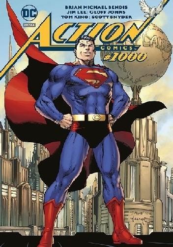 Okładka książki Superman - Action Comics #1000