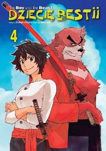 Okładka książki Dziecię Bestii #4