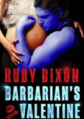 Okładka książki Barbarian's Valentine