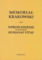 Memoriał Krakowski oraz wprowadzenie do encykliki HUMANAE VITAE