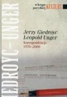 Korespondencja 1970-2000