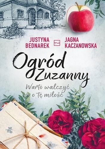 732535 352x500 - OGRÓD ZUZANNY – KACZANOWSKA IBEDNAREK: Warto walczyć otę miłość