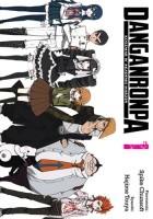 Danganronpa. Koszmar w Akademii Marzeń #1