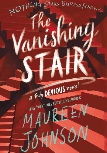 Okładka książki The Vanishing Stair