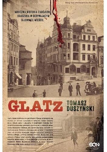 Okładka książki Glatz