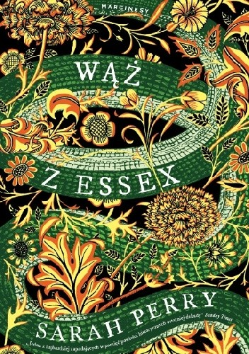 Okładka książki Wąż z Essex