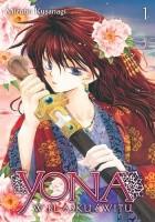 Yona w blasku świtu #1