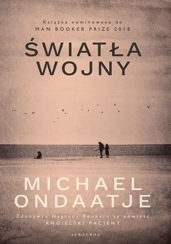 Okładka książki Światła wojny