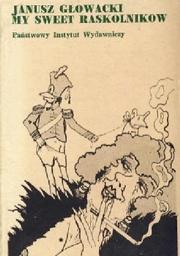 Okładka książki My sweet Raskolnikow