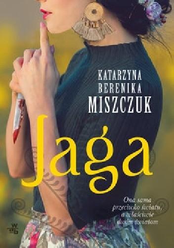 Okładka książki Jaga