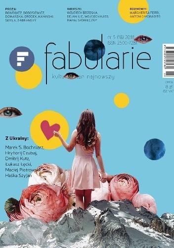 Okładka książki Fabularie nr 3 (18) 2018