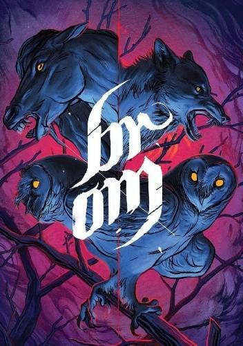 Okładka książki Brom