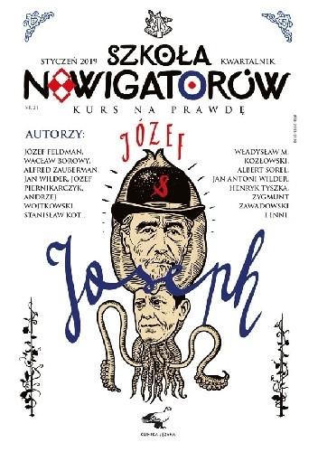 Okładka książki Szkoła nawigatorów nr 21 specjalny polsko-brytyjski.